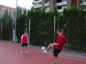 Cursos Futvoley UV 2008