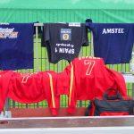 Krefeld (DE) 2005 - Equipaje oficial de la Selección Española