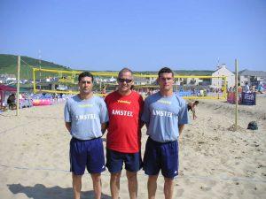 Croyde (EN) 2006 - Frank Cortés, Miguel Hernández y Ricardo Jorge