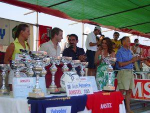Entrega trofeos Valencia