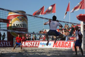 Espectacular ataque de Magrao (Brasil)