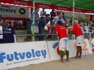 Futvoley 2005 Campeones Mundial - Bello y Marcelinho