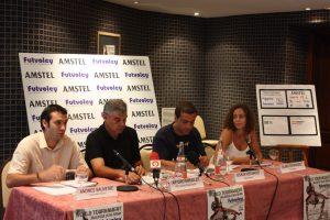Presentación del Mundial Valencia 2008