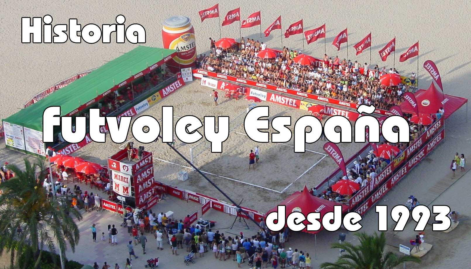historia-futvoley-españa