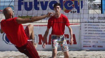 XAVI SAHUQUILLO Y DAVID GARCIA CAMPEONES DEL 19º OPEN ALICANTE