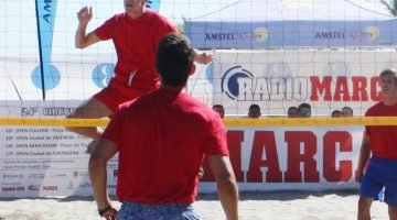 GRAN NIVEL EN LOS CURSOS PREVIOS AL 17º OPEN CIUDAD DE CARTAGENA