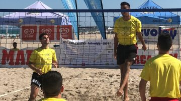 EL 20º OPEN ALICANTE DE FUTVOLEY SIN CLAROS FAVORITOS